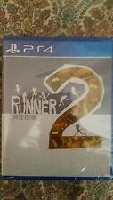 Pax East 2017 Runner 2 Limited Edition Cover PS4