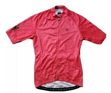 Attaquer Cycling Race Jersey Red Medium Mens