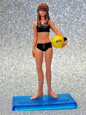 Dead or Alive Figure - 2003 Hitomi - Bandai HGIF DoAX Volleyball Bikini Anime