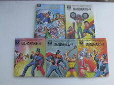 MANDRAKE 5 DIAMOND COMICS ENGLISH India-213c