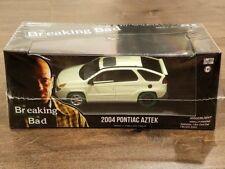GREENLIGHT 1/43 BREAKING BAD TV 2004 PONTIAC AZTEK WALTER WHITE 86498 CHASE CAR