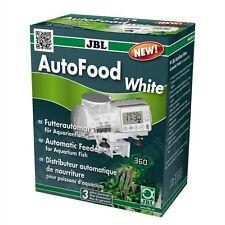 JBL autofood Automatic Feeder - White - Automatic Fish Feeder Machine Fish Food