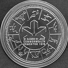 1978 Canada Specimen Silver Dollar