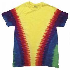 Magliette, maglie e camicie multicolore casual per bambini dai 2 ai 16 anni 100% Cotone
