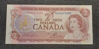1974 Canada $2.00 Replacement BC-47aA BX 6472433 Lawson Bouey Unc