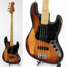 Fender 1974 Jazz Bass 3TS/M Electric Bass guitar