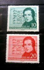 Germany - DDR - Sc.303-304 Robert Schumann 1956 - MH