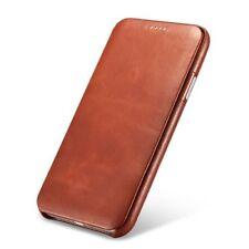 Étuis, housses et coques etuis, pochettes marron Pour iPhone X pour téléphone mobile et assistant personnel (PDA)