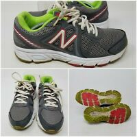 New Balance 480v4 Gray Athletic Running Tennis Shoes Sneaker Women Size 6.5