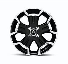 """Genuine CITROEN DS3 conjunto de cuatro ruedas de aleación Bellone 17"""" 5402AV"""