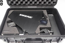 Shure Antennes ua874/ua870 SKB CASE Inc. Mousse de dépôt; Foam Inlay; Outdoor