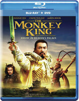 Monkey King: Havoc In Heaven's Palace [New Blu-ray] Widescreen