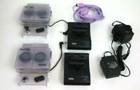 Gameboy Accessory Lot 2 Handy Boys 2 Power Packs Transfer Cable Original