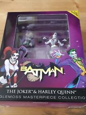The Joker And Harley Quinn Eaglemoss Collection
