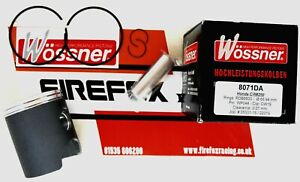 Honda CRM250 CRM 250 1989 - 2001 65.93mm (A) Wossner Racing Piston Kit *PREORDER