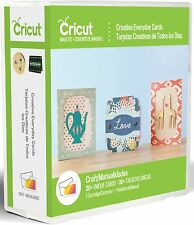 Cricut Cartridge - Creative Everyday Cards - Envelopes, Get Well, Good Luck