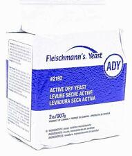 FLEISCHMANN'S ACTIVE DRY YEAST 2 LB-907 G #2192 EXP MAY 11 2022