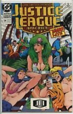 Justice League America 1987 series # 34 near mint comic book
