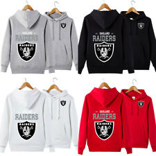 Las Vegas Raiders Hoodies Mens Casual Jacket Pullover Football Hooded Sweatshirt