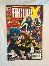Factor-X #1 2 3 4 Age of Apocalypse X-Men Mini Series Comic Book Set 1-4 VF