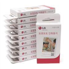 LG Portable Mobile Pocket Photo Printer Paper Total 300 Sheets for PD221 PD239