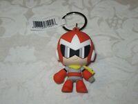 Monogram Figural Mega Man Collectors Capcom Exclusive B Proto Man Keyring Chain