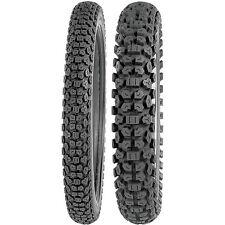 Kenda K270 Dual Sport Front & Rear Tire Set 3.00-21 & 4.00-18