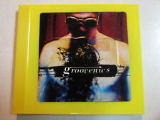 GROOVENICS 2001 13 TRK CD W/COVER OF DEF LEPPARD'S POUR SOME SUGAR ON ME HTF OOP