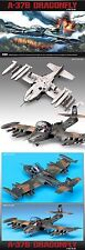 ACADEMY A-37B DRAGON FLY Scala 1:72 cod.12461