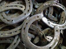 50 alte gebrauchte Hufeisen (Glücksbringer Hochzeit Geburtstag Pferd Basteln)