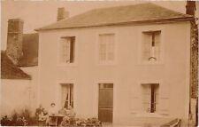 CPA carte photo ST-PIERRE-s/DIVES - Maison (213275)