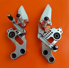 DUCATI MONSTER 696/796/1100 SCARCE PERFORMANCE MULTI ADJUSTABLE REARSETS