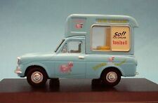 Oxford Diecast 1:43 - Ford Anglia - Tonibell Ice Cream Van - Blue