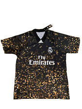 Real Madrid Ea Sports Jersey Size Large