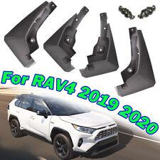 XUKEY Molded Mud Flaps Splash Guards Mudguards For Toyota RAV4 XA50 2019 2020