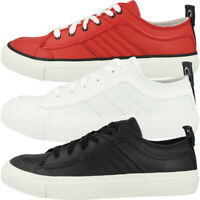 Diesel S-Astico Low Lace Schuhe Herren Sneaker Freizeit Schnürer Y01873-PR013