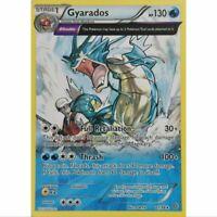 Gyarados 21/98 Full Art Rare Theme Deck Exclusive Pokemon - LP/NM
