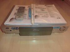 JVC hr-s9850 High-End S-VHS et Video Recorder, incl. fb&bda, 2 ANNI GARANZIA