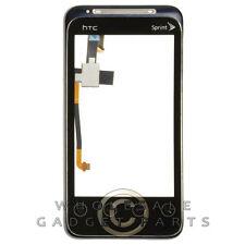 Digitizer Frame Assembly for HTC Evo Shift 4G Blue Front Window Panel