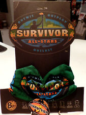SURVIVOR Buffs ALL STARS Green MOGO MOGO Buff Mint CONDITION BNWT