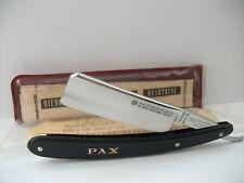 Solingen straight razor Pax NOS
