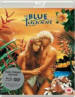The Blue Lagoon (1980) Dual Format (Blu-ray and DVD) edition[Region 2]