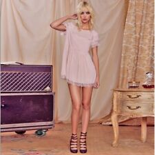 Love, Courtney by Nasty Gal - NWT RARE - XS Canyon Club Dress baby doll