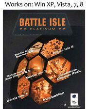 Battle Isle: Platinum PC Game