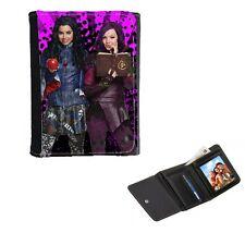 Disney Descendants, Mens or Ladies, Girls Purse Wallet 12cm x 9cm