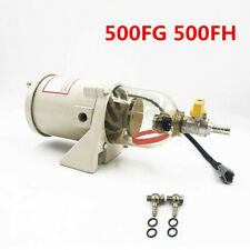 Car Boat 500FG Fuel Filter+2010PM Filter Element+Joint +Drain Valve+Heating Tube