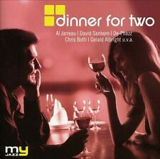 Various - Dinner for Two (My Jazz) .