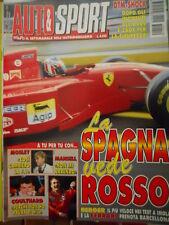 Auto & Sport ROMBO 19 1995 Test e anteprima Ferrari F355 Spider