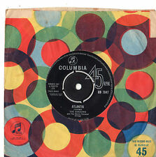 "The Shadows - Atlantis / I Want You To Want Me 7"" Single 1963"