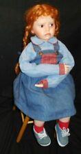 "Beautiful Kelly RuBert Tender Peony Porcelain Asian Doll Paradise Galleries 14/"""